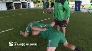 Rugby, le Pari[s] Allemand !
