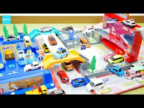 DX      Tomica, Tomica town map