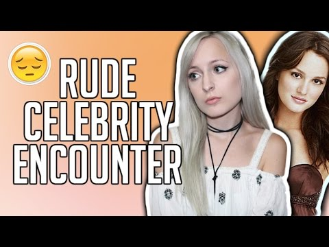 LEIGHTON MEESTER WAS RUDE TO ME | STORYTIME