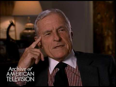 "Grant Tinker on passing on ""Bewitched"" - EMMYTVLEGENDS.ORG"