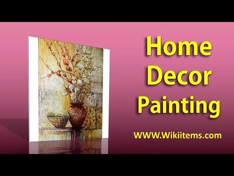Living Room Decorating Ideas , Home Decorating with wall painting 2 ...