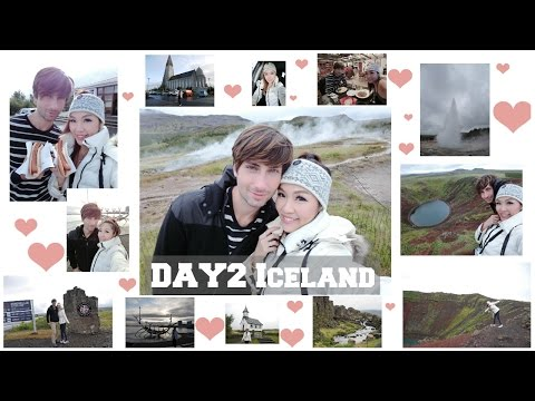 DAY 2 ICELAND: Golden Circle + Bolet picking | Angelbirdbb