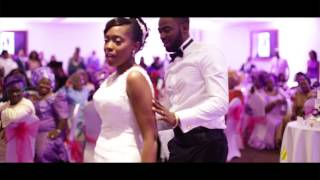 Ope and Ayo : Best First Dance Ever