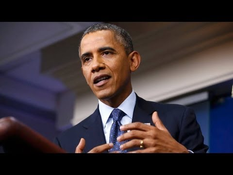 Obama on China and the 'Messy Process of American Democracy'