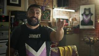 Jimmy Brings x Jim Beam 'Jimmerick' TVC via Paper Moose
