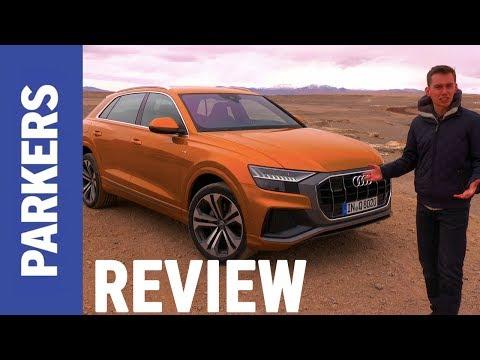 Audi Q8 Review 2019 Parkers
