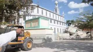 Haiti earthquake universite quisqueya free video and for College canape vert haiti