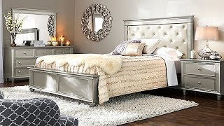 Queen Size Bedroom Furniture Sets Designs India / Pakistan | Double Bed Designs