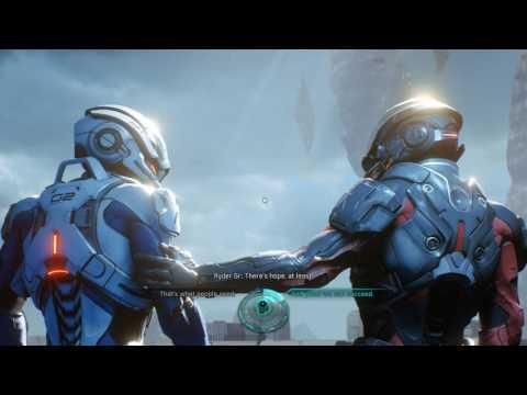 Mass Effect: Andromeda Gameplay #2 (HUN)