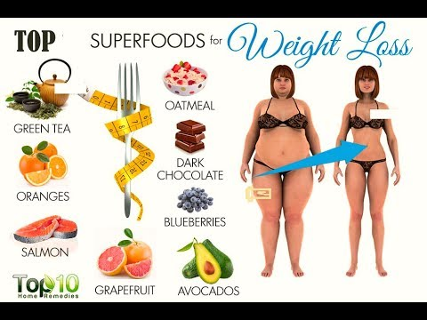 top-8-superfoods-for-weight-loss- -weight-loss-tips