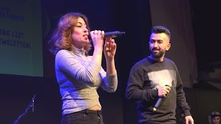 Feryal Ferhat - OpenTheGate World Music Festival 2015 - Pt.4/11