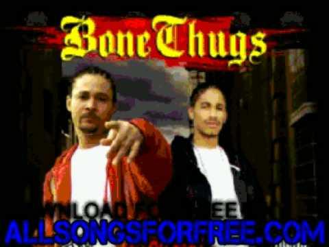 bone thugs - Rollin, Drinkin - Still Creepin' On Ah Come Up