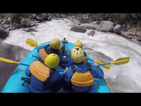 Class 5 Whitewater Cherry Creek - Upper Tuolumne