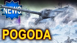 Zmienna pogoda w World of Tanks - czy to możliwe?