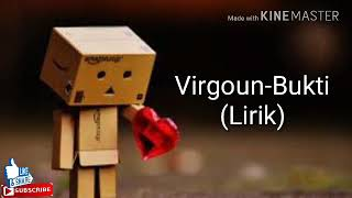 Virgoun-Bukti (LIRIK)
