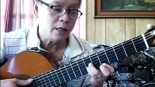 Bên Kia Sông (Nguyễn Đức Quang - thơ: Nguyễn Ngọc Thạch) - Guitar Cover by Hoàng Bảo Tuấn