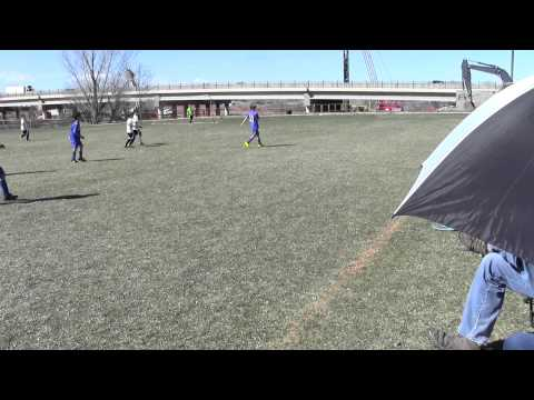 06 CO Storm Select Xavi vs. Congress Park United (1st half - part 1) 3/21/15