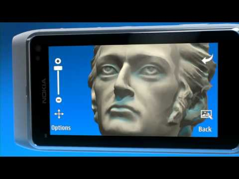 The world's best smartphone camera-The Nokia N8 with Symbian Anna