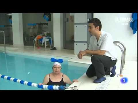 Rehabilitacion en piscina en madrid fisioterapia en el for Rehabilitacion en piscina