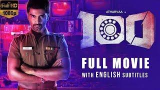 100 Tamil Full HD Movie without Censor Cut   with English Subtitles   Atharvaa   Hansika Motwani