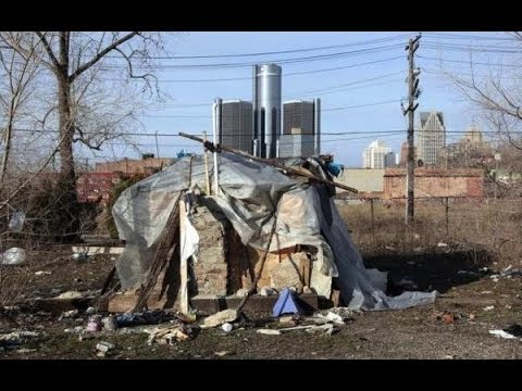Detroit...Welcome to 3rd World America