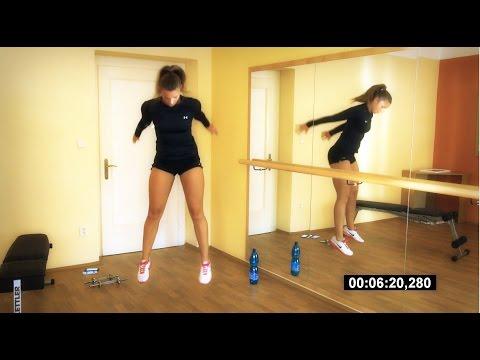 Kayla Itsines BBG Workout Week 1 Day 1