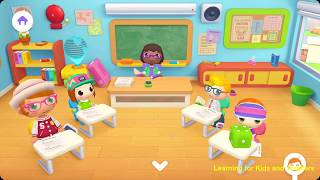 Play Toddlers : Sunny School Stories [Ages 6-8] - Android & Apple