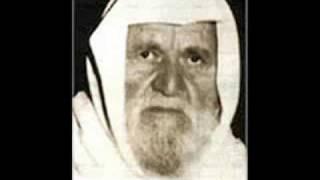 بكاء الشيخ الألباني sheikh albani