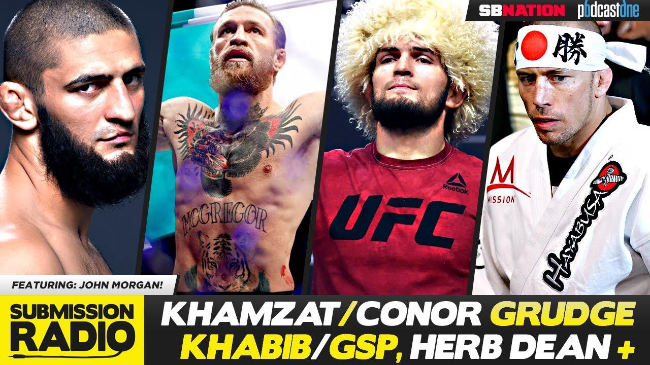 BREAKDOWN: McGregor/Khamzat Chimaev, Khabib vs. GSP, Gaethje Instant Rematch, Dan Hardy/Herb Dean