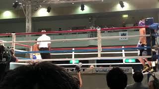井上尚弥 公開スパーリング その2 (1R) thumbnail