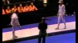Fencing: Elmar Borrmann (GER) vs. Philippe Boisse (FRA) / Summer Olympic Games 1984, L.A.