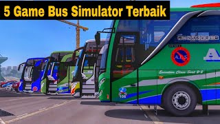 Gambar cover 5 Game Bus Simulator Terbaik