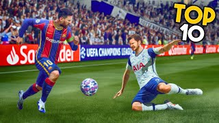Top 10 Football Games For Android 2020   Best Football Games For Android