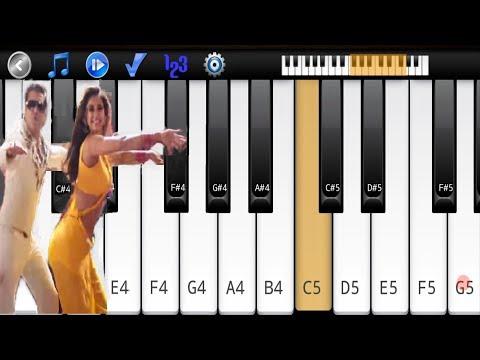 bharat:-slow-motion-song-|-easy-piano-tutorial-|-salman-khan,-disha-patani-|-instrumental