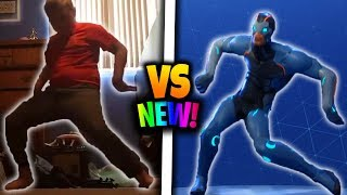 All *NEW* Fortnite Season 4 Dances In Real Life (Orange Justice, Hype, Groove Jam)