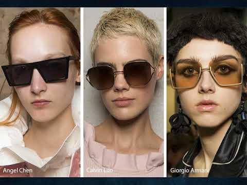 2018 İlkbahar-Yaz Bayan Güneş Gözlüğü Trendleri