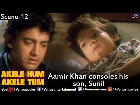 Aamir Khan Consoles hi...