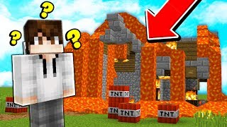 My Minecraft Skyblock island was GRIEFED... and I lost EVERYTHING!