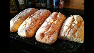 Самый простой рецепт домашнего хлеба