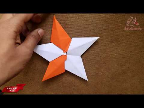 How to make paper star easily | DIY Paper Craft star | origami star easy step by step