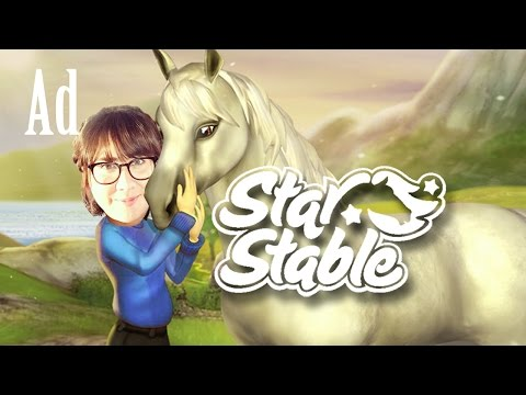 MY HORSE  DOGDEW! - STAR STABLE