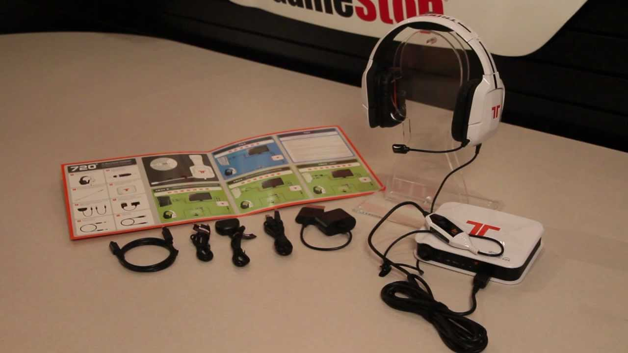 Mad Catz Tritton 720+ Headset Driver for Mac