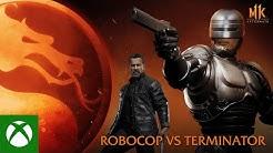 Mortal Kombat 11: Aftermath – RoboCop vs. Terminator