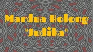 Mardua Holong | Judika | Lagu Batak Terpopuler