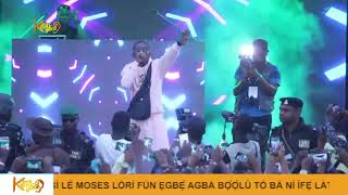 SMALL DOCTOR 'HISTORY MADE AFTER ARREST' SELLOUT AGEGE STADIUM, SHARE MONEY, AT OMO BETTER CONCERT