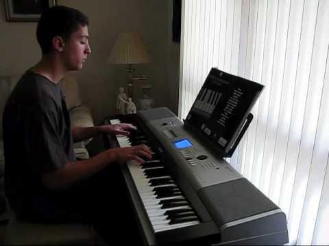 Destiny's Child-Survivor Piano