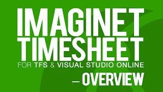 Imaginet Timesheet - Overview