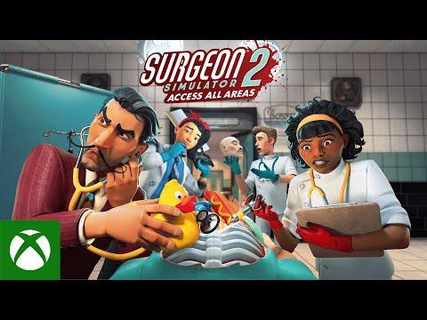 Игра Surgeon Simulator 2 стала доступна на Xbox и по подписке Game Pass