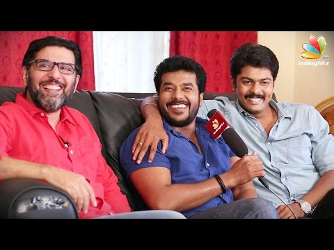 Nanben Da! Vani Rani Serial Cast on Friendship | Babloo Prithiveeraj, Arun Kumar Rajan, Gautham
