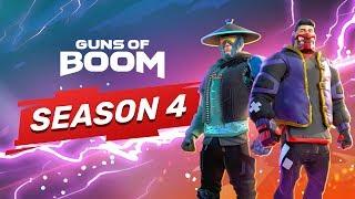 Guns of Boom – New Season Trailer – Season 4